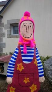 Mr Cache-pot en hiver